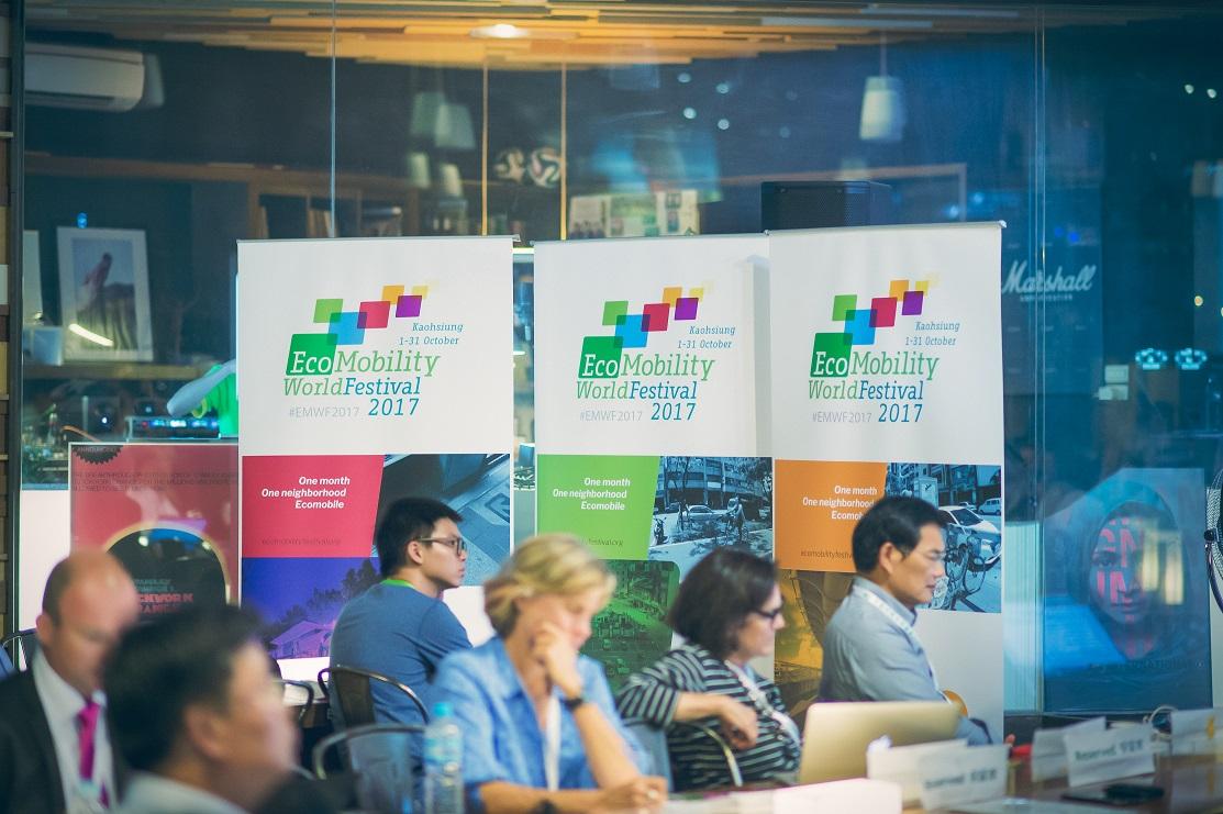 EcoMobility World Congress 2017: Livable, Shared, Intelligent