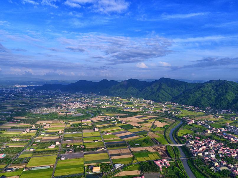 Meinong District  美濃田園